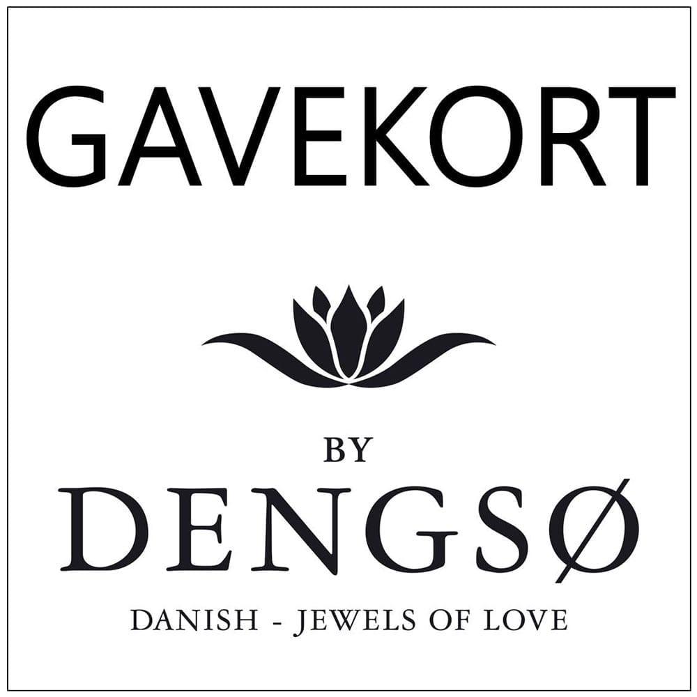 Om gavekort-BY DENGSOs smykke gavekort til koeb af smykker i aedelsten