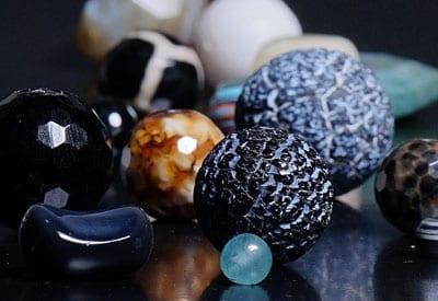 forskellige Agat smykkesten og deres betydning