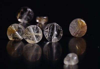 Rutilkvarts stens betydning - oplysningssten
