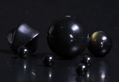 Sølv Obsidians egenskaber og betydning