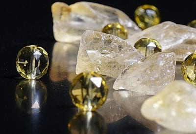 citrin egenskaber og stenens betydning