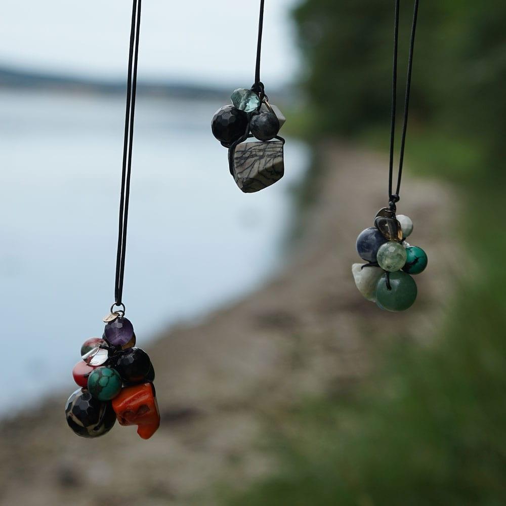 Personligt Design smykker i ædelsten om dine Hjerte-Relationer